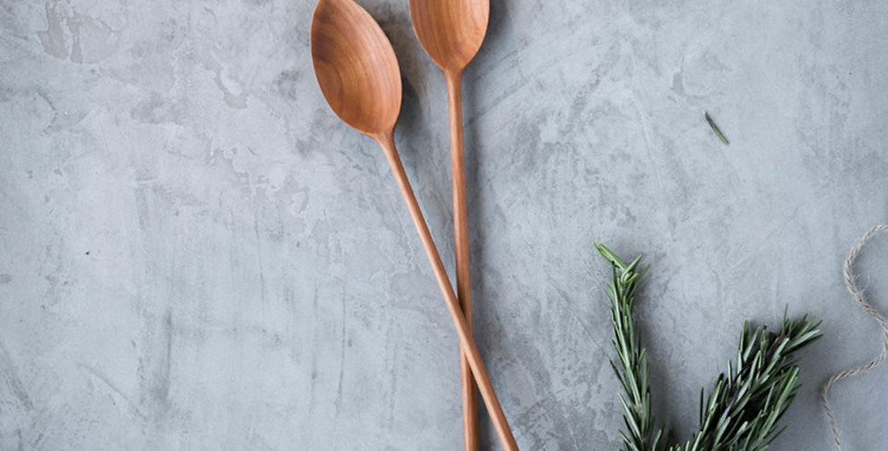 Stirring Spoon - Straight Handle