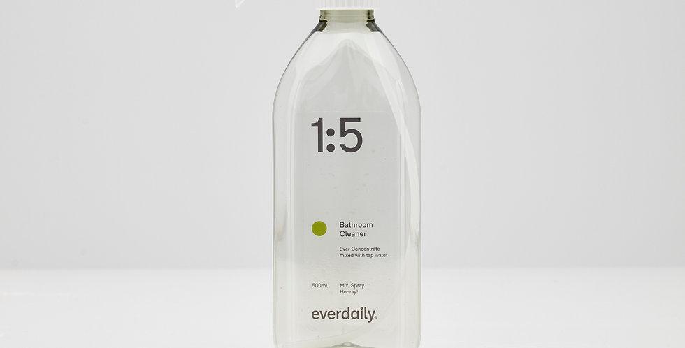 Everdaily Bathroom Cleaner Spray Bottle - 500ml