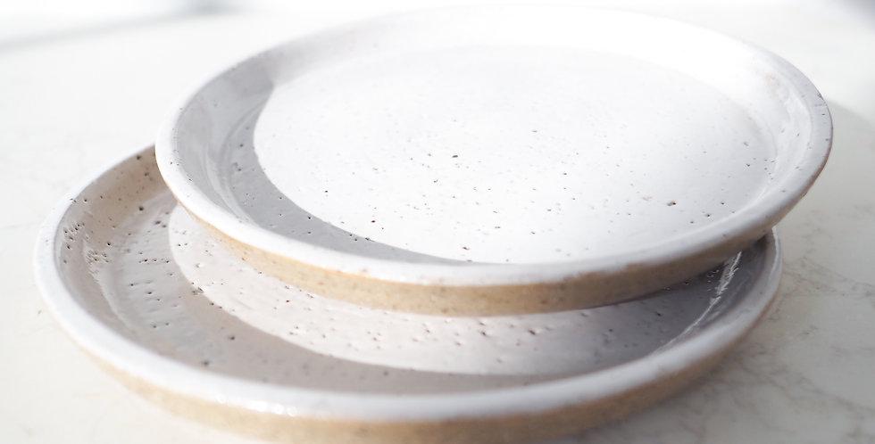 Memento Mori - Handthrown Plate