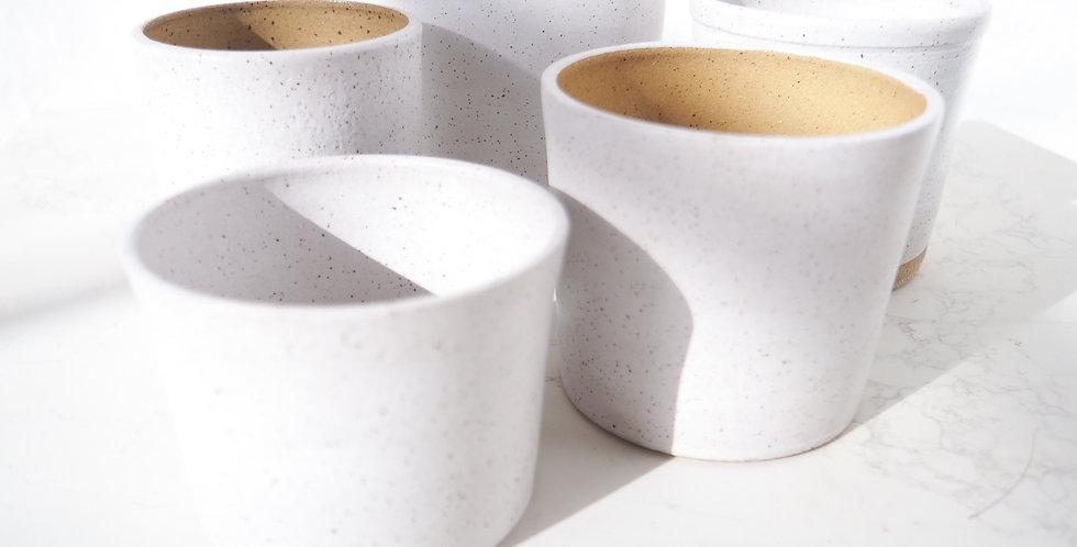 Memento Mori - Handthrown Utensil Jars & Planters