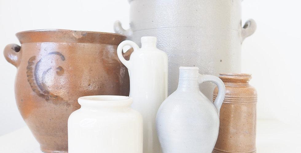 Vintage Stoneware