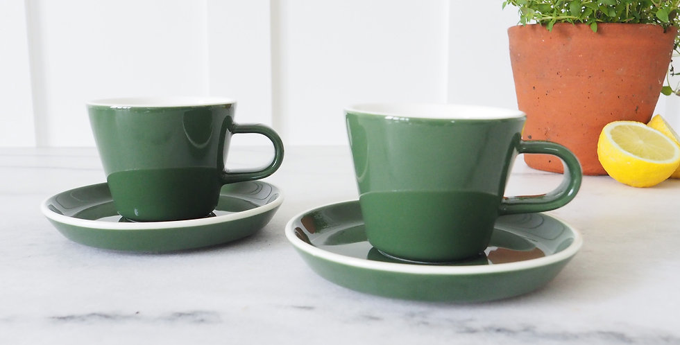 ACME Roman Coffee Cup & Saucer
