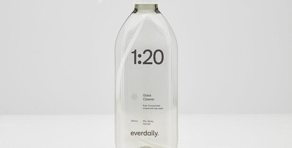 Everdaily Glass Cleaner Spray Bottle - 500ml