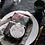 Thumbnail: Bespoke Letterpress - Kaleideflora Bauble Christmas Tags - 12 pack