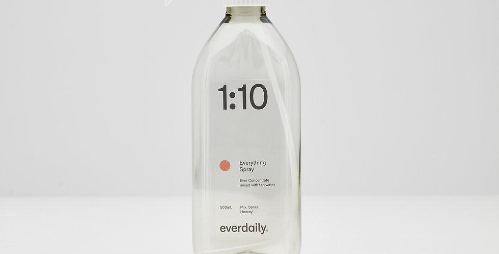 Everdaily Everything Cleaner Spray Bottle - 500ml