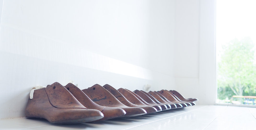 Vintage French Shoe Lasts