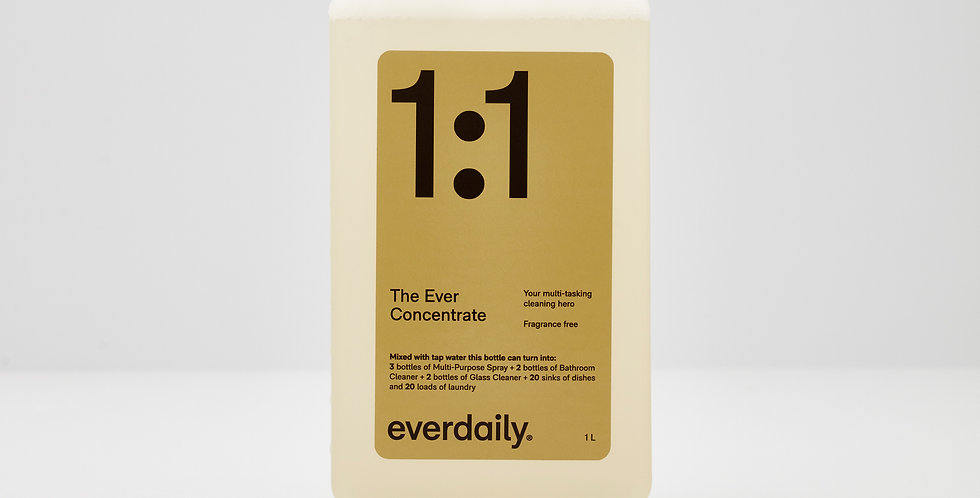 Everdaily - Ever Concentrate Multi-Purpose Cleaner : Fragrance Free