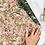 Thumbnail: Bespoke Letterpress Giftwrap - Christmas Nutcracker / Gnome