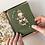 Thumbnail: Bespoke Letterpress 10 Pack Greeting Card Boxset - Blush Christmas