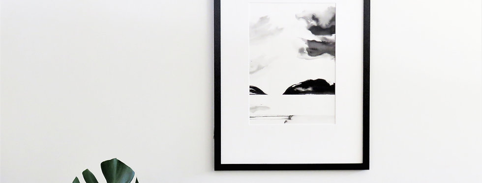 Sophie Melville Limited Edition Print - Out of Reach But Not Out of Sight