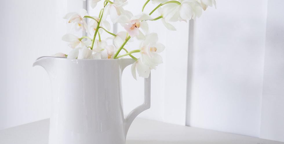 Dutch Art Deco Porcelain Pitcher