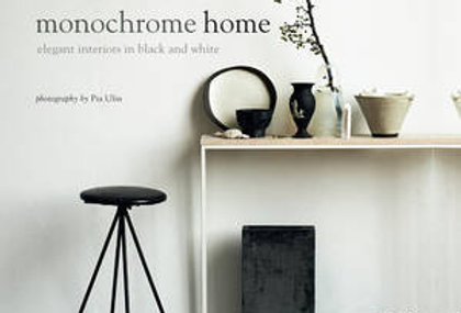 Monochrome Home - Elegant Interiors in Black & White