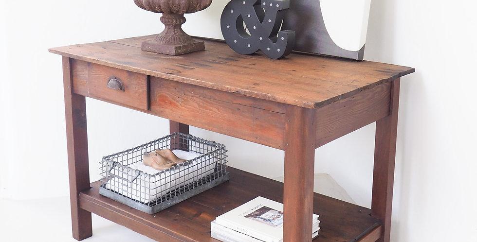 French Pine Desk