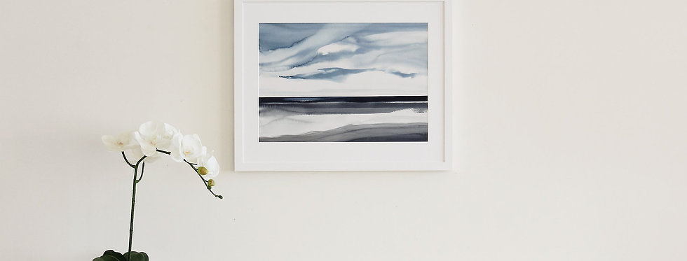 Sophie Melville Limited Edition Print - Flow