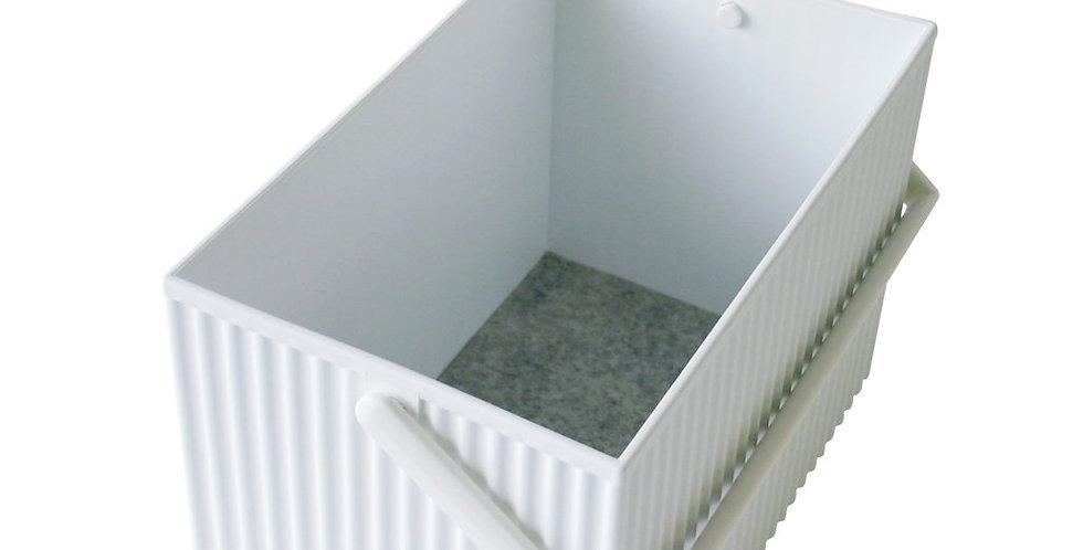 Hachiman Storage Box - White