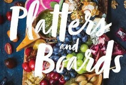 Platters & Boards - Shelly Westerhausen & Wyatt Worcel
