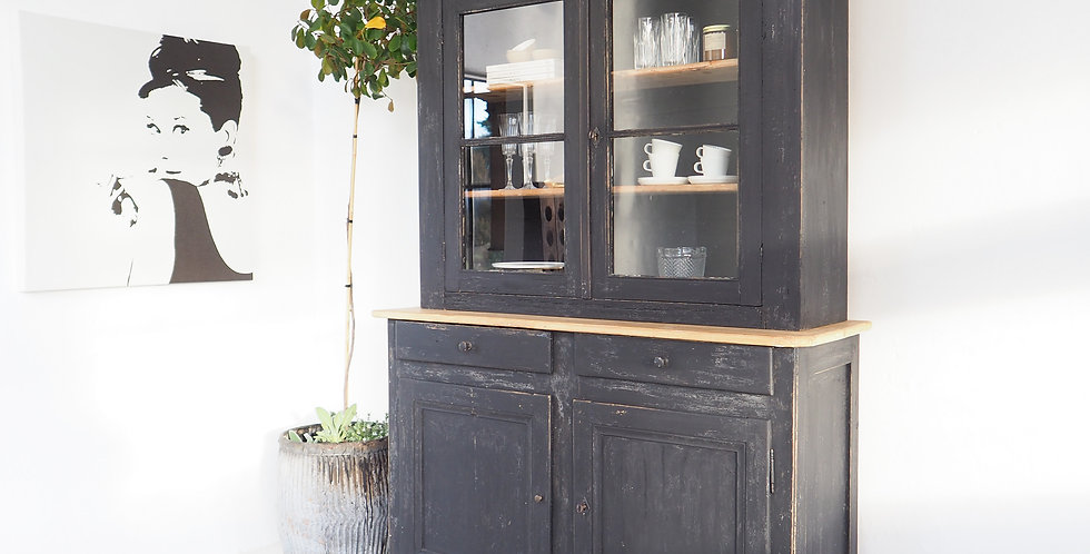 French Kitchen Cupboard
