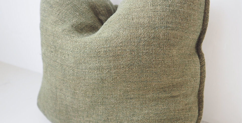 Flaxmill Linen Cushion 50 x 50