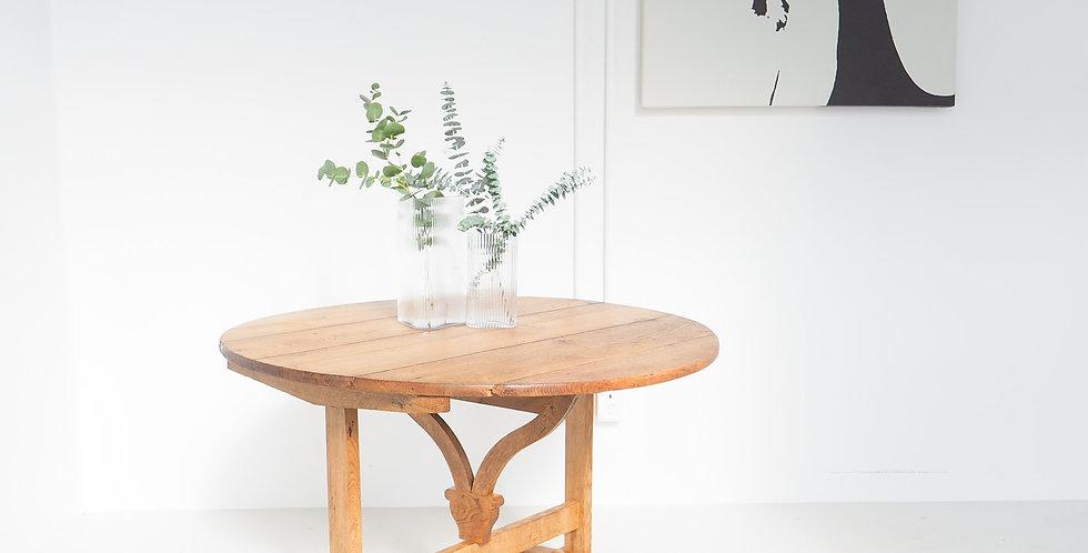 French Oak Vendange Table