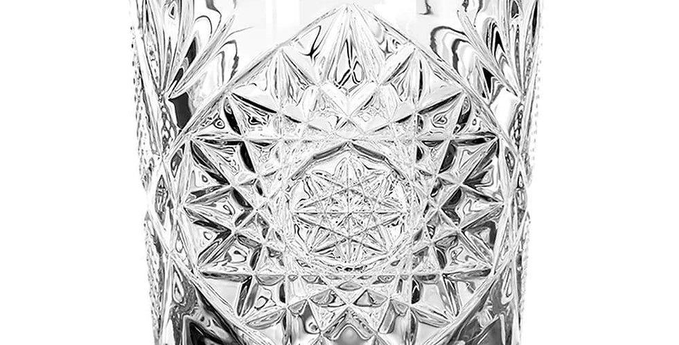 Libbey Cut Glass Tumbler