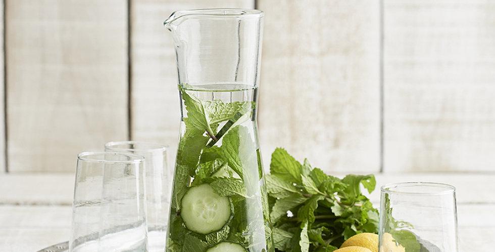 Beldi Tapered Glass - Clear