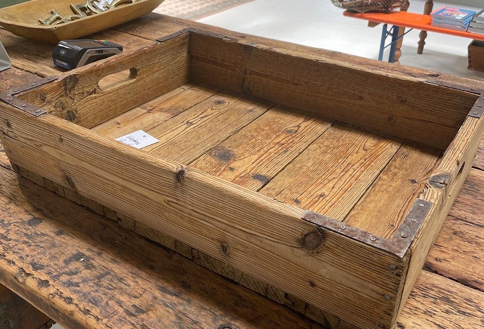 Vintage Dutch Workshop Tray