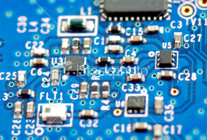רכיבים אלקטרוניים - Integrated Circuits