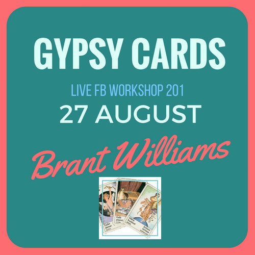 Gypsy Cards with Brant Williams