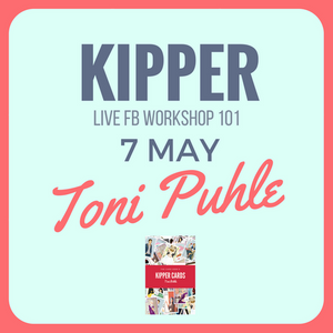 Kipper Cards with Toni Puhle - The Card Geek