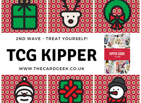 The Card Geek's Guide to Kipper - 2nd Wave!