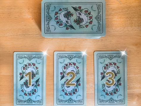 Pick A Card - Reading for April!
