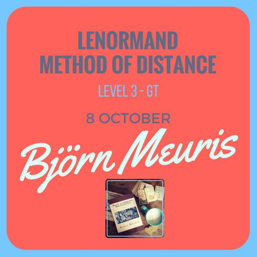 Lenormand Method of Distance Course