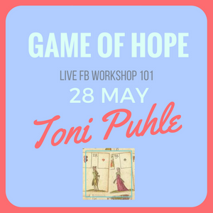 The Game of Hope Course with Toni Puhle