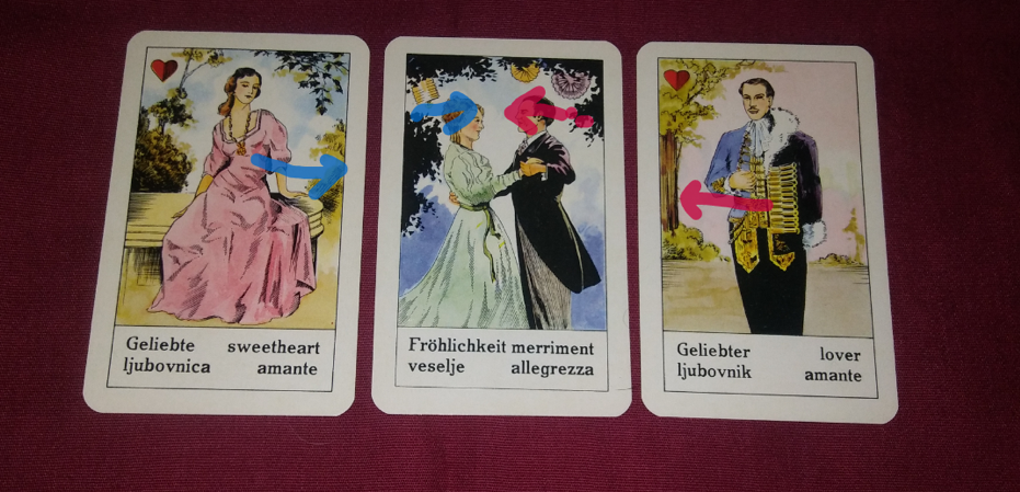Merriment Gypsy Cards