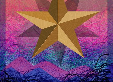 Lenormand - Sun - Stars - Key
