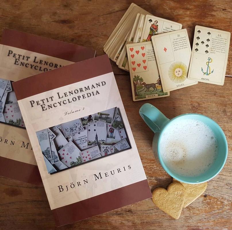 Petit Lenormand Encyclopedia by Björn Meuris
