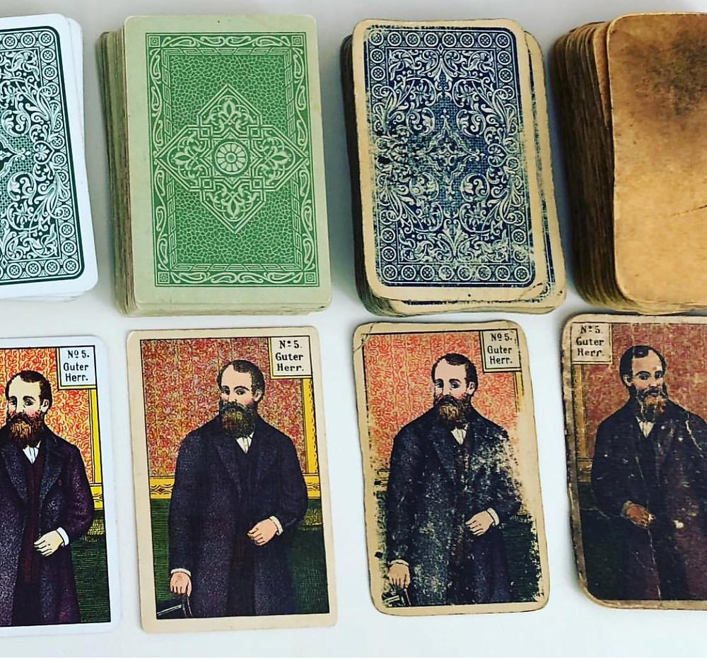 Kipper Cards 5. Good Gent / Kipperkarten 5. Guter Herr