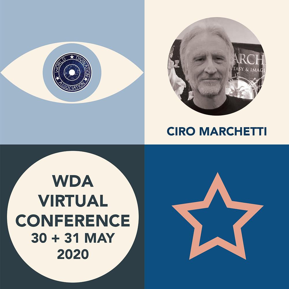 Ciro Marchetti at the WDA Virtual Conference