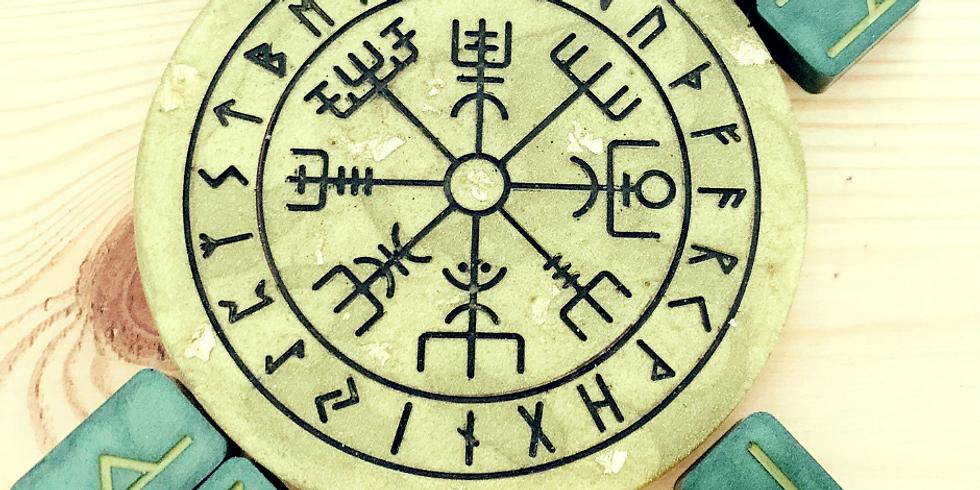 Vegvisir Workshop 1 - a way to navigate your Runes