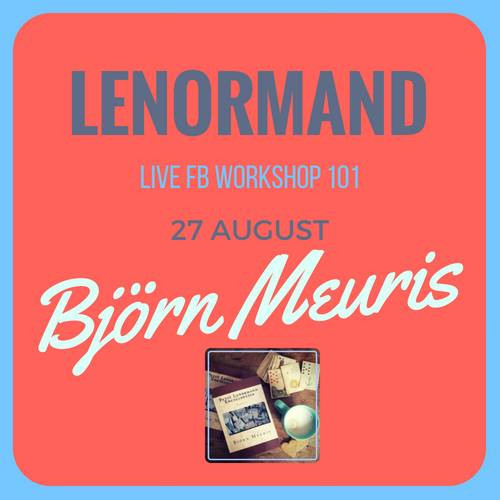 Lenormand with Björn Meuris