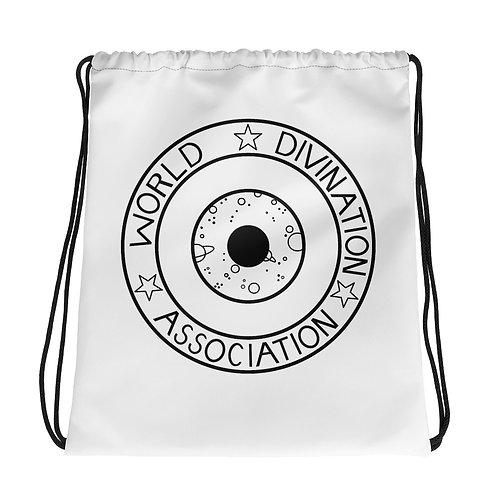 WDA Member Drawstring bag