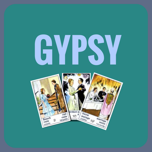 Gypsy Cards WDA