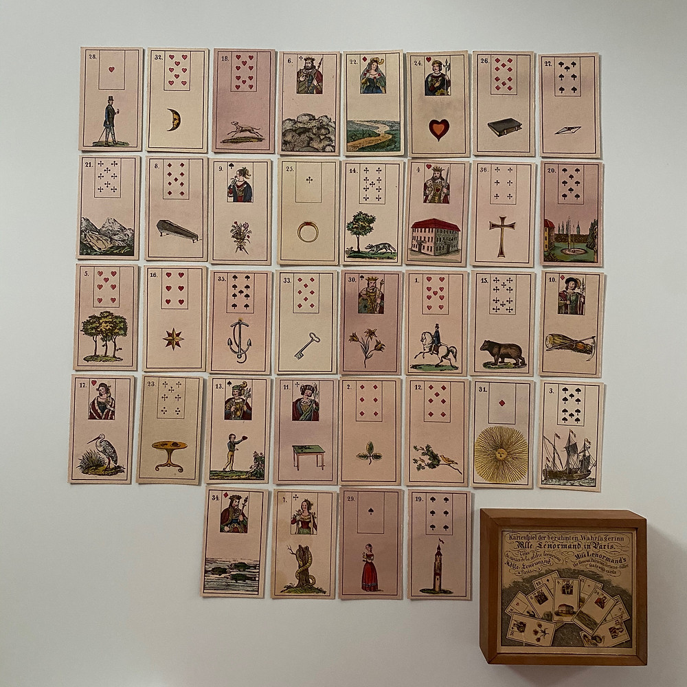 DDR Lenormand