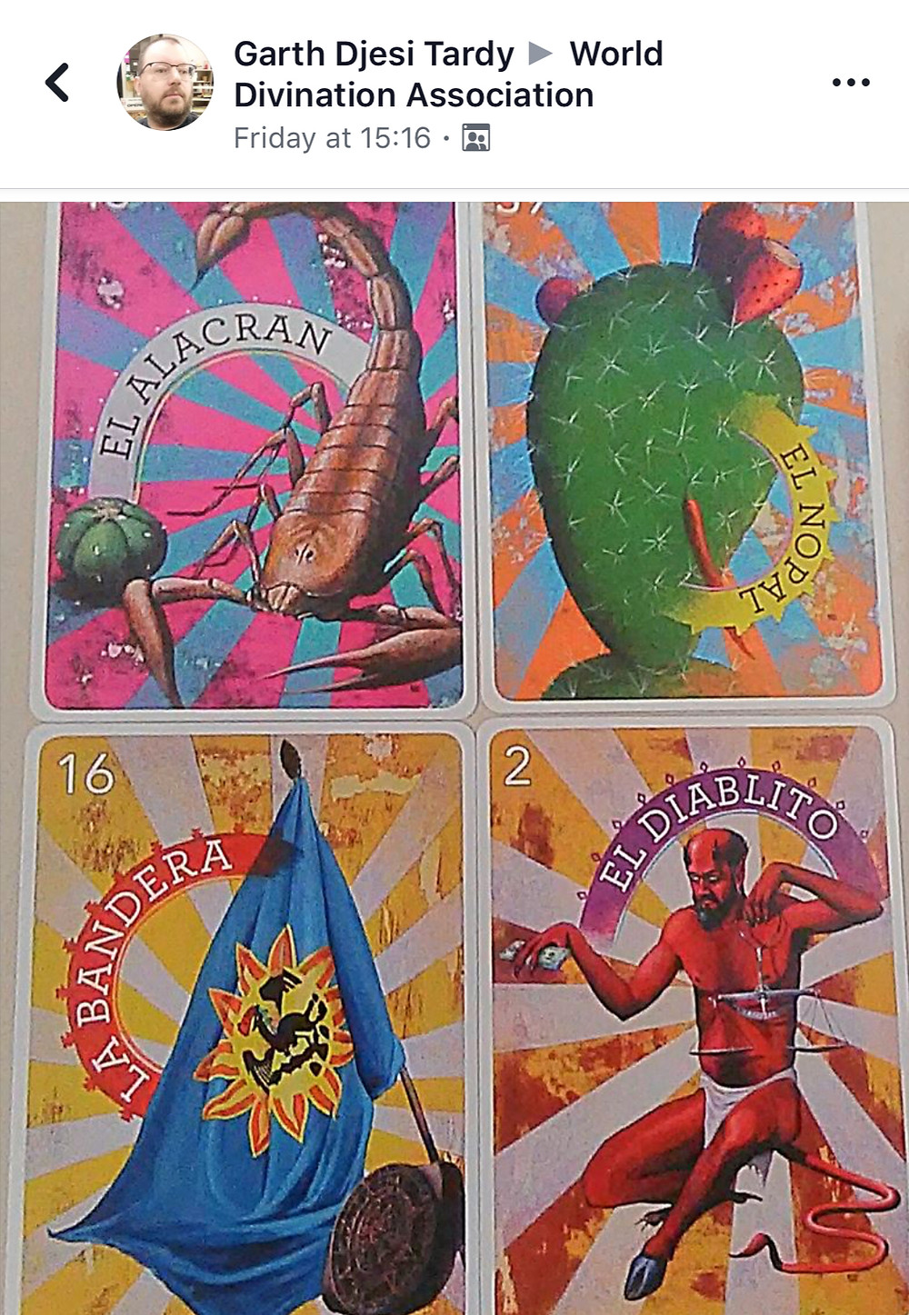Loteria Cards - World Divination Association