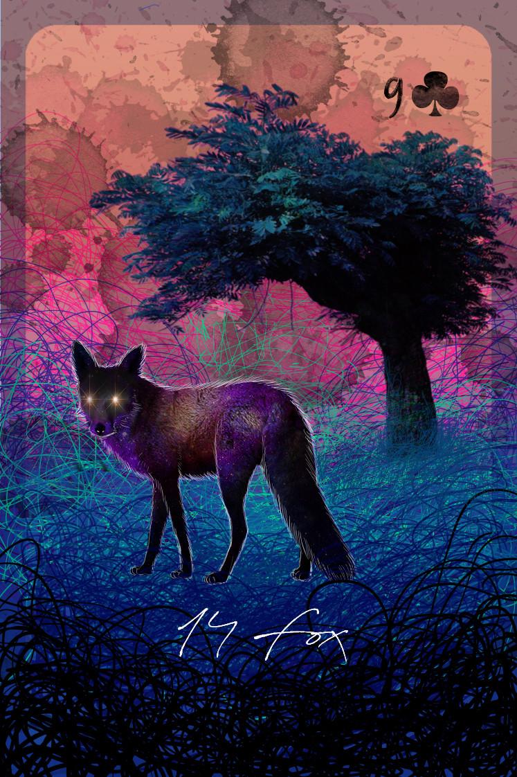 14 Fox Lenormand