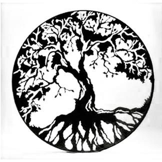 Symbolism the wheel / sun # 2