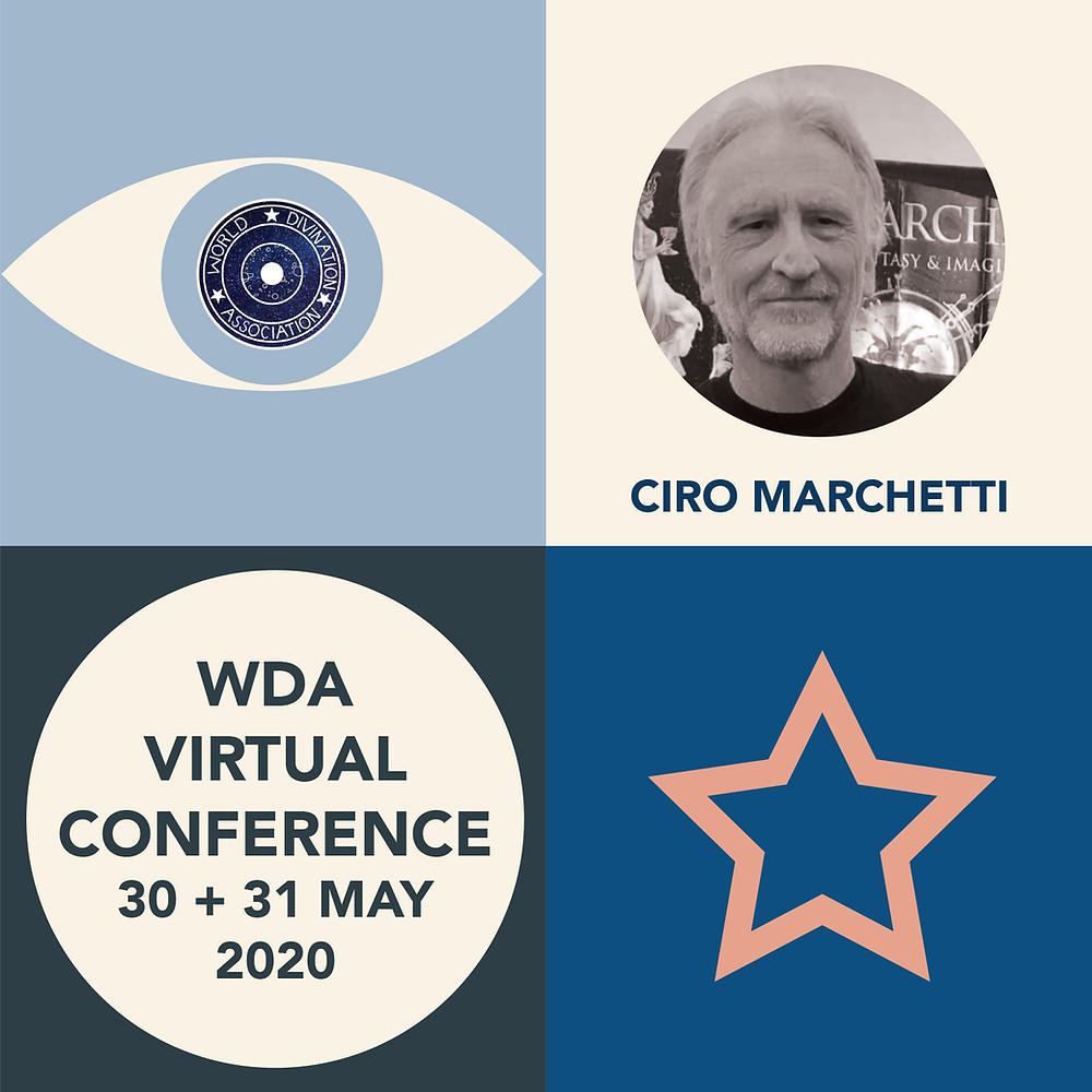 Ciro Marchetti at the WDA Virtual Conference!