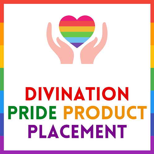 PRIDE PRODUCT PLACEMENT