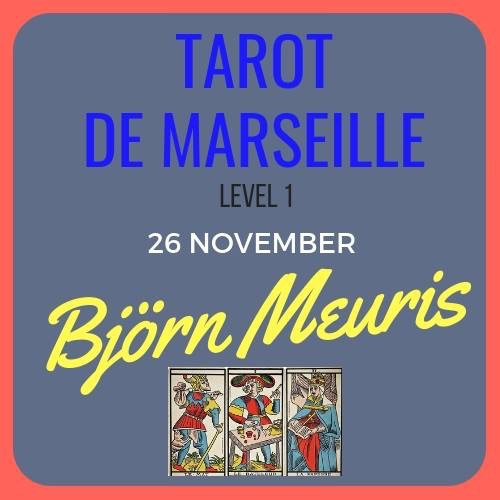 Tarot de Marsaille course