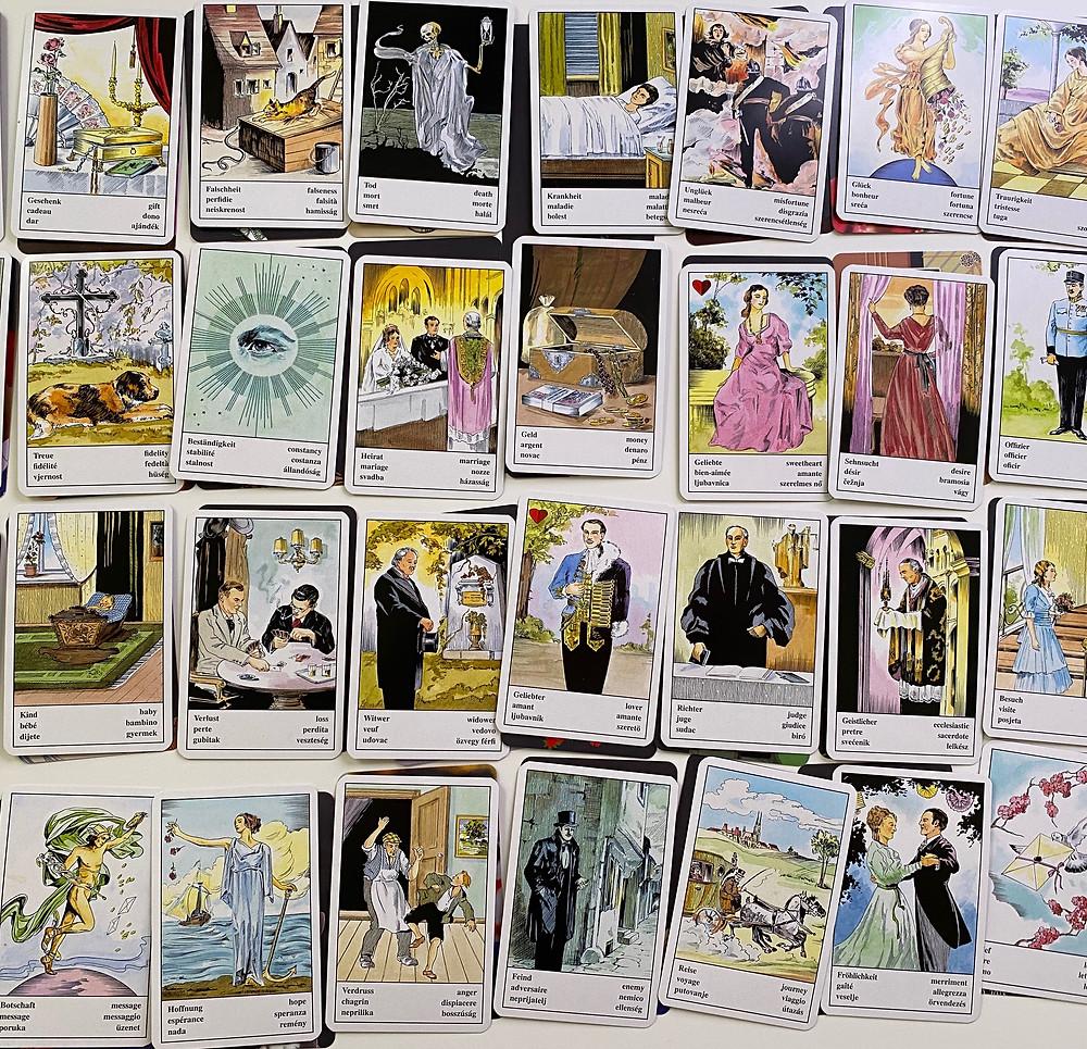 Gypsy Cards, Piatnik